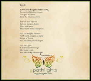 geode-poem