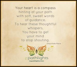 heart-compass